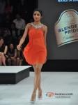 Model Walk For Nandita Mahtani Show At Blenders Pride Fashion Tour 2012 Pic 1