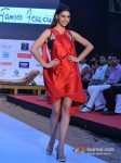 Model Walks For James Ferreira At India Resort Fashion Week 2012 Pic 2