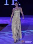 Model Walks For Riyaz Gangji At India Resort Fashion Week 2012 Pic 1