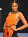 Model Walks for Sounia Gohil's Show at India Resort Fashion Week 2012 Pic 6