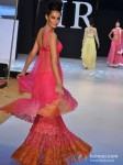 Model walks for Neeta Lulla at India Resort Fashion Week 2012 Pic 4