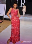 Model walks for Neeta Lulla at India Resort Fashion Week 2012 Pic 7