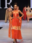 Model walks for Neeta Lulla at India Resort Fashion Week 2012 Pic 8