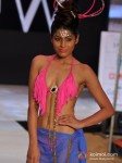 Model walks for Sushma Patel at India Resort Fashion Week 2012 Pic 11