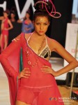 Model walks for Sushma Patel at India Resort Fashion Week 2012 Pic 9