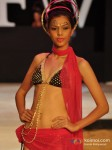 Model walks for Sushma Patel at India Resort Fashion Week 2012 Pic 8