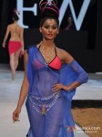 Model walks for Sushma Patel at India Resort Fashion Week 2012 Pic 7