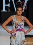 Model walks for Sushma Patel at India Resort Fashion Week 2012 Pic 3