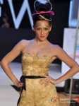 Model walks for Sushma Patel at India Resort Fashion Week 2012 Pic 2