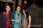 Namrata Dutt, Priya Dutt At Son Of Sardaar Special Screening