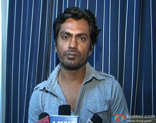 Nawazuddin Siddiqui Talaash Interview