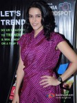 Neha Dhupia at Channel V College Fest Pic 2