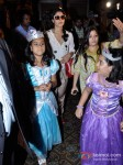 Nysa And Kajol Graces The Launch Of 'Disney Princess Academy'