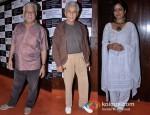 Om Puri, Naseeruddin Shah And Divya Dutta At NCPA Centrestage