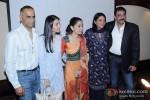 Owen Roncon, Namrata Dutt, Manyata Dutt, Priya Dutt And Sanjay Dutt At Nargis Dutt Memorial Press Meet Pic 1