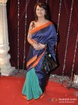 Pallavi Joshi Walk The Red Carpet Of Zee Rishtey Awards