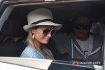 Paris Hilton arrives in Goa for India Resort Fashion Week 2012 Pic 4