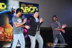 Prabhudeva, Siddharth Roy Kapur And Remo D'souza At Trailer Launch Of Any Body Can Dance Movie