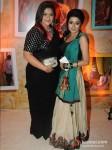 Pragati Mehra And Tina Dutta At Success Bash Of Television Show 'Uttaran'