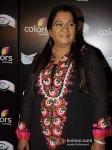 Pratima Kazmi At Success Bash Of Television Show 'Uttaran'