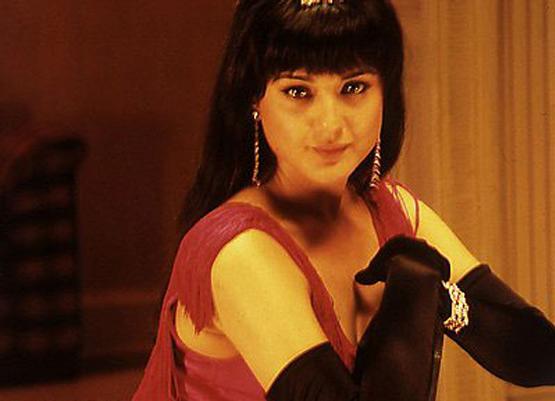Preity Zinta in a still from Armaan Movie