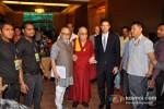 Pritish Nandy At World Compassion Day With Dalai Lama