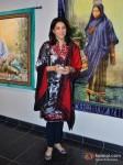 Priya Dutt At Devangana Kumar's Exhibition