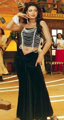 Priyanka Chopra in a still from Aitraaz Movie