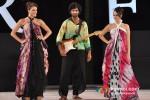 Purab Kohli And Hazel Keech Walk For Gogee Vasant At India Resort Fashion Week 2012 Pic 3