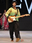 Purab Kohli Walk For Gogee Vasant At India Resort Fashion Week 2012 Pic 2