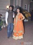 Raj Kundra And Shilpa Shetty At Ekta Kapoor's Diwali Bash