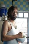Rajat Kapoor sports beard in 10ml Love Movie Stills