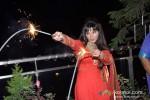 Rakhi Sawant Celebrates Diwali With Family Pic 1