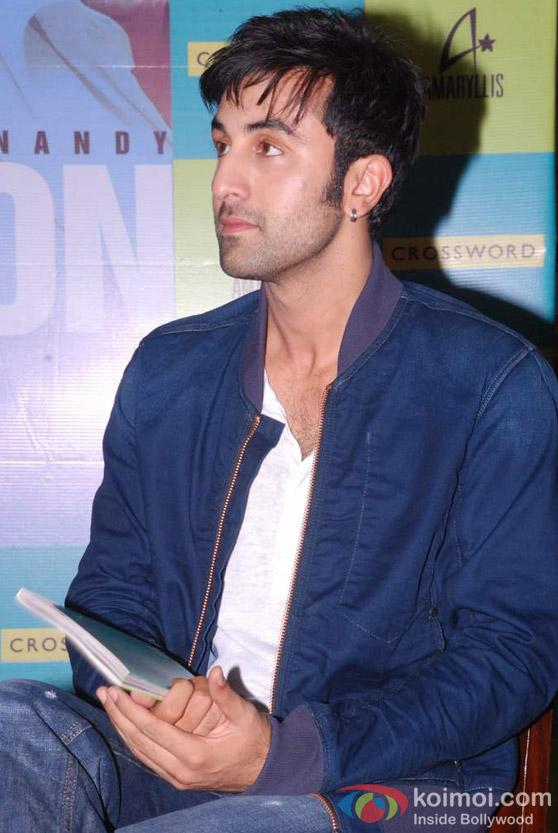 Ranbir Kapoor at an Event