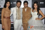Reshma Gangji, Bhoop Yaduvanshi And Madhurima Tuli Walks for Riyaz Gangji at India Resort Fashion Week 2012