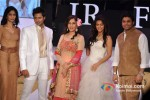 Reshma Gangji, Bhoop Yaduvanshi, Zeenat Aman And Madhurima Tuli Walks for Riyaz Gangji at India Resort Fashion Week 2012