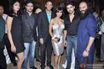 Reshma, Riyaz Gangji, Bob La Castra, Gurmeet Choudhary, Karan Singh At Aiysha Saagar's album launch
