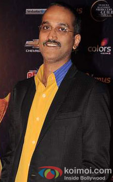 Rohan Sippy at an event