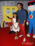 Rohit Roy In Special Screening Of 'Keymon Ache and Nani'