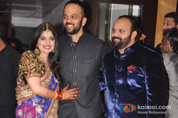 Rohit Shetty's Sister's Wedding