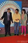 Sachin Tendulkar, Anjali Tendulkar At The Cricket Club Of India celebrates 75 years Pic 1