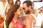 Saif Ali Khan and Deepika Padukone in the song 'Party On My Mind' in Race 2 Movie Stills