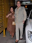 Salim Khan In Son Of Sardaar Special Screening at Ketnav