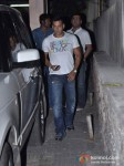 Salman Khan At Life Of Pi Screening Pic 1