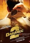 Salman Khan In Dabangg 2 Movie Poster