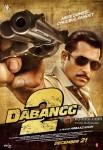 Salman Khan Puts Gun in Dabangg 2 Movie Poster