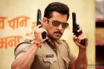 Salman Khan all set for some action in Dabangg 2 Movie Stills