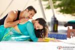 Salman Khan and Sonakshi Sinha's romantic moments in Dabangg 2 Movie Stills