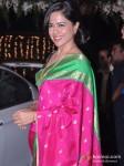 Sameera Reddy Attend Rohit Shetty's Sister's Wedding