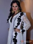 Sania Mirza Walk The Ramp At Global Peace Fashion Show Pic 2